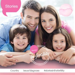 #storiesinthefertility The Stories in-fertility are stronger than you might think. Share yours today.